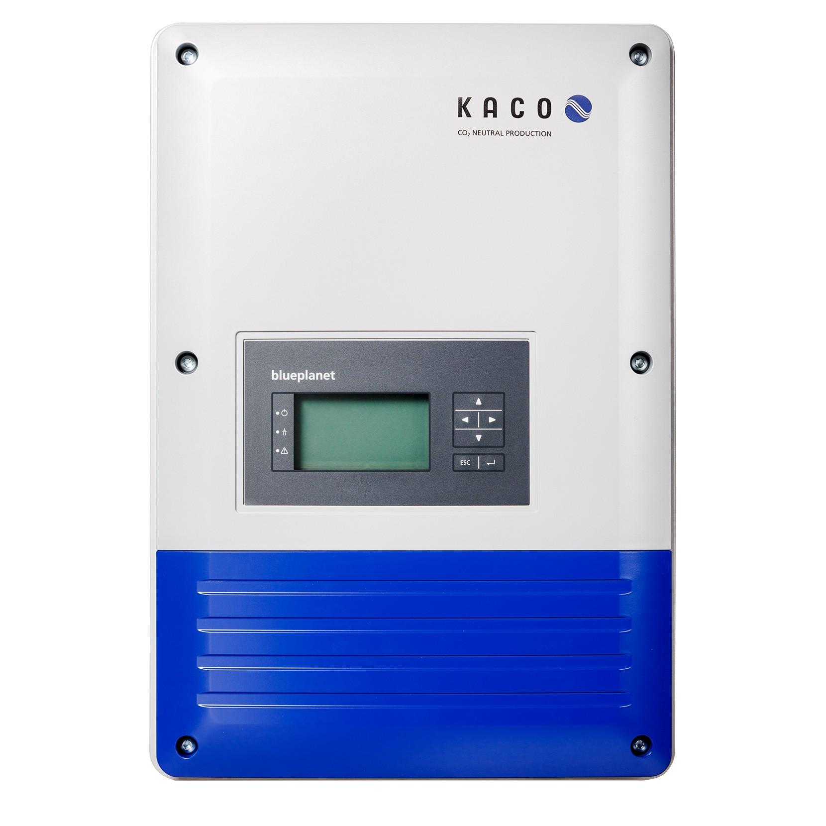kaco blueplanet 10 0 tl3 solar inverter solar online shop. Black Bedroom Furniture Sets. Home Design Ideas