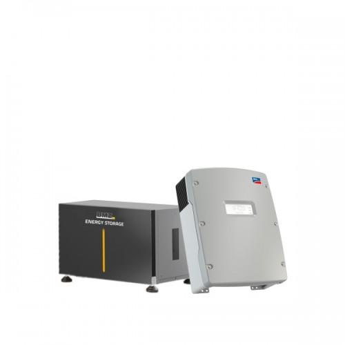 SMA Sunny Island 4.4M-12 - BMZ ESS 7.0 Battery Set