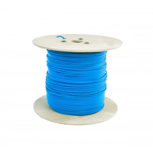 SOLARFLEX®-X PV1-F – 1x6mm² - 500 meters blue cable