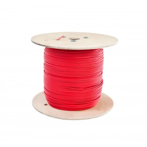 SOLARFLEX®-X PV1-F – 1x6mm² - 500 meters red cable