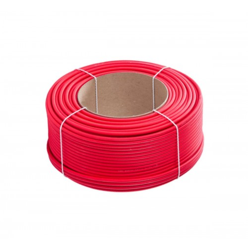 SOLARFLEX®-X PV1-F – 1x4mm² - 100 meters red cable