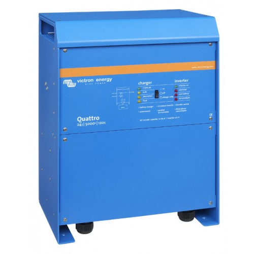 Victron Quattro 24/5000-120-100/100 Inverter/Charger
