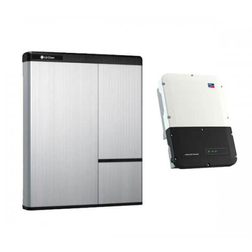 SMA Sunny Boy Storage 3.7 - LG Chem RESU 7H Battery Set