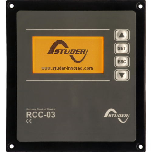 Studer remote control RCC-03