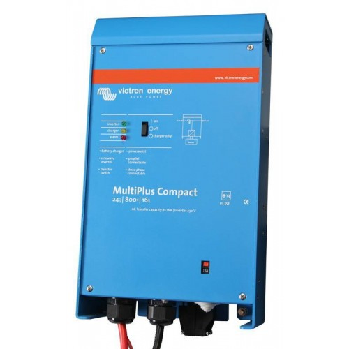 Victron MultiPlus Compact 12/1200/50-16 Inverter/Charger