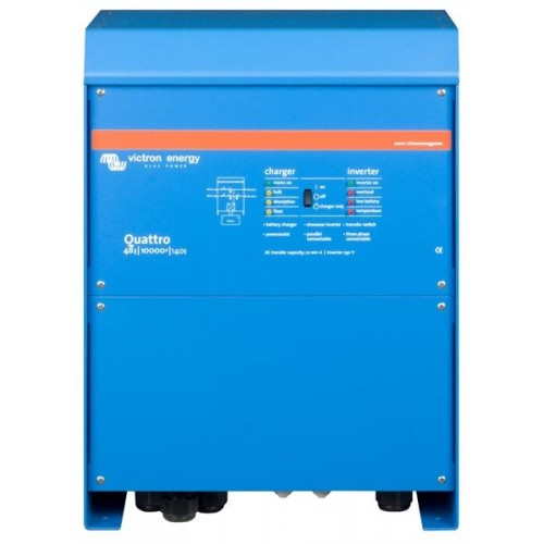 Victron Quattro 48/10000-140-100/100 Inverter/Charger